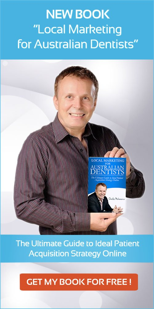 NEW BOOK Local Marketing for Australian Dentists - Dental Marketing Expert