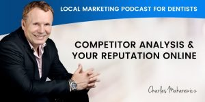 Competitor Analysis & Your Reputation Online Podcast Banner