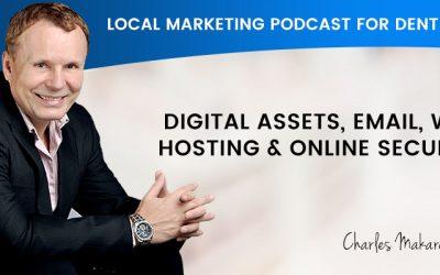 Digital Assets, Email, Web Hosting & Online Security